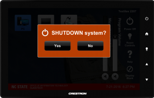 Shutdown System Verification